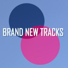 Logo Brand New Tracks TikTok Promotion